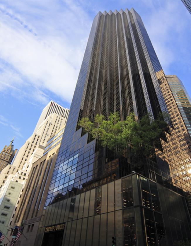 曼哈頓川普大樓餐廳存在衛生問題。(取自StreetEasy)