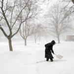 暴雪豪雨襲擊39州 20日最嚴重