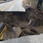 南加公路風雨損失逾1400萬 部分路段至少關閉2周