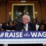 民主黨參選人中 桑德斯政策對富人衝擊最大