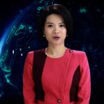 全球首個AI合成女主播  兩會亮相報新聞