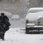 新州降雪 州長鼓勵提前下班