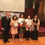 海外香港協會新春派對熱鬧