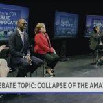 第二場公益維護人電視辯論 齊聲反對亞馬遜