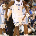 大學男籃╱歐巴馬觀戰!威廉森穿爆球鞋 36秒就傷退