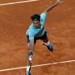 網球╱費德勒確定重返紅土 首站馬德里