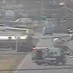 新州9號公路油罐車車禍 3000加侖外洩 商家疏散