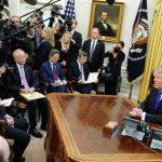 川普接見劉鶴 美中經貿談判將再延至本周日