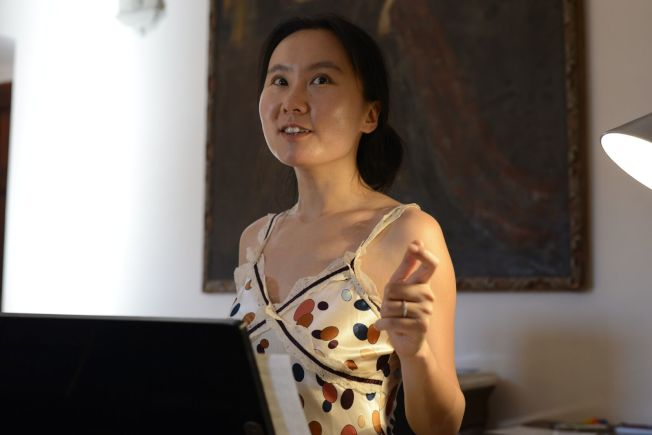 米勒劇場演出整場由王璐譜曲的交響音樂會。(王璐提供)