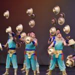 新上海馬戲團 中國雜技驚豔曼哈頓佩斯大學