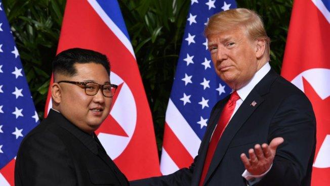川金兩人27日將在越南首都河內進行第二次領袖峰會。(Getty Images)