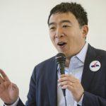 「1人1美元」  楊安澤募款 力爭參與民主黨初選辯論