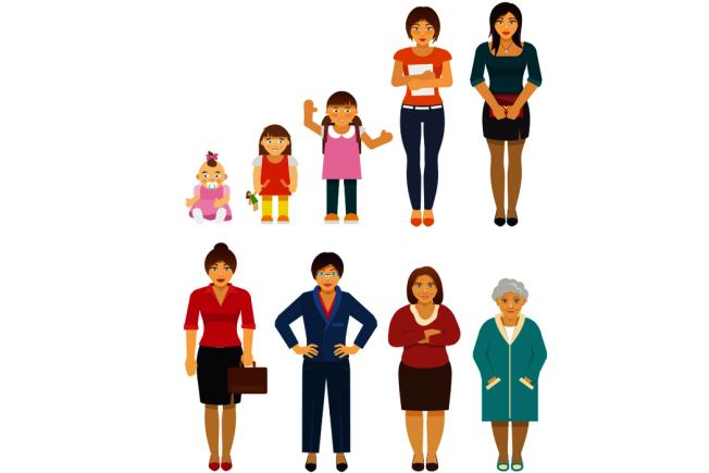 根據世界衛生組織2016年的數據顯示,全球人口出生時健康平均餘命(健康平均壽命)為72歲,女性平均壽命為74歲又2個月,男性則為69歲又8個月,讓女性壽命比男性長的原因到底有哪些? 圖/ingimage