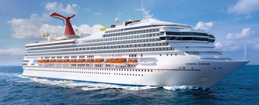 遊輪公司也須面對燃油的嚴格規定,在大多數遊輪上加裝洗滌器。(Carnival Cruise)