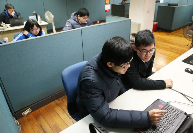 本周雙子座在工作中應理性為上,才能讓事務順利展開。(本報資料照片)