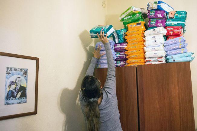 家中物品要妥善收藏,才不會造成混亂。(Getty Images)