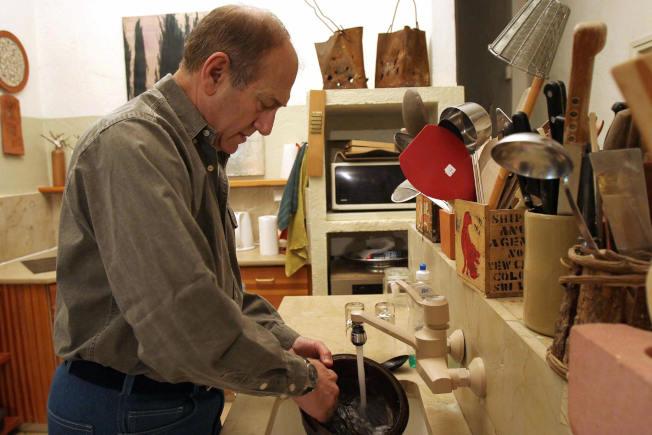 洗碗槽是每天都需要保持整潔的重點區域。(Getty Images)