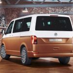全球商旅先驅小改款!福斯發表T系列廂型車6.1世代