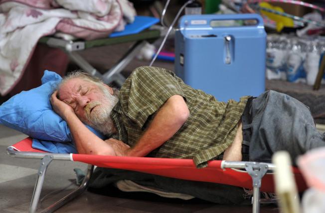 魯兵說,午睡對人的健康很有好處。(Getty Images)