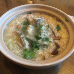 料理功夫|牡蠣稀飯與鹽酥雞