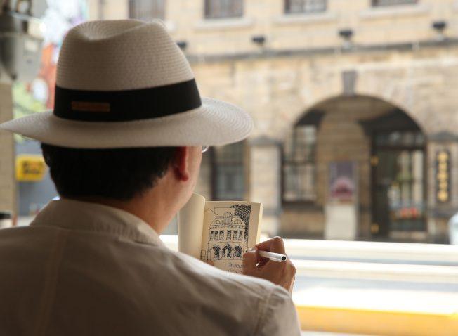 都市偵探李清志 走在台北的前世今生