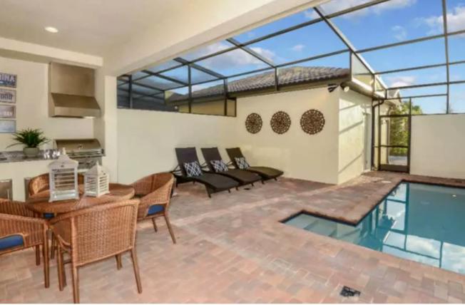 設計美觀優雅的溫莎度假屋。(截自pulte.com)