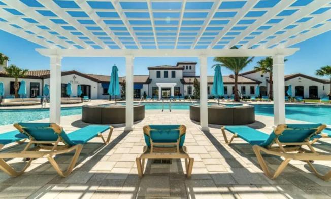 擁有溫莎旅遊度假屋可輕鬆休假之餘,兼出租投資。(截自pulte.com)