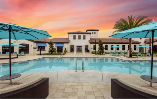 奧蘭多世界級溫莎旅遊度假屋正在熱銷中。(截自pulte.com)