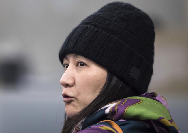 加拿大法院將於6日做出決定是否將孟晚舟交給美國。(美聯社)