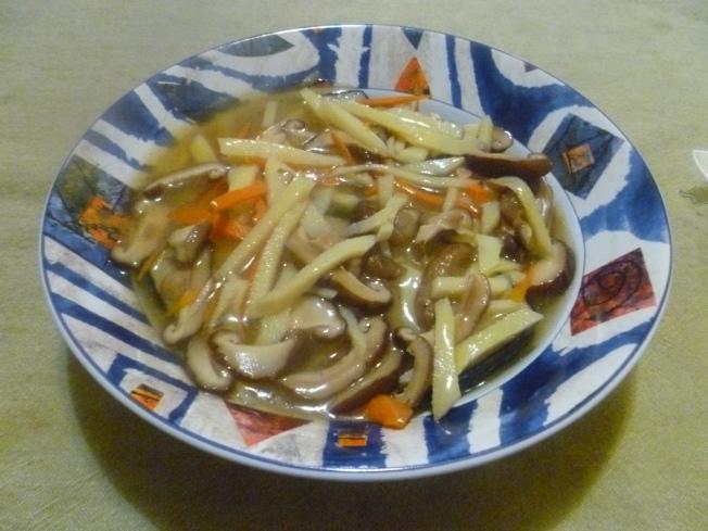 香燴煎素魚排