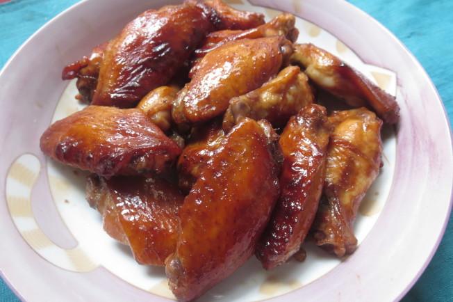 南乳烤雞翅
