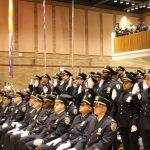 紐約市警晉升禮  4亞裔更上層樓
