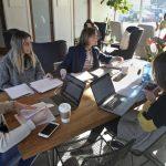 美國現象|安全舒適 女性共享工作室風行