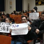 20學區鄰里大會狂噓卡蘭扎 怒轟教育總監廢SHSAT