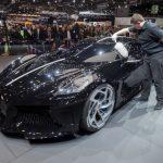 「世界最貴」超跑像蝙蝠車 1250萬美元賣出