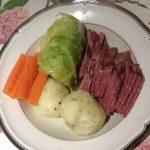 聖派翠克日 傳統愛爾蘭料理