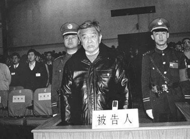 1999年,71岁的褚时健被判无期徒刑。(取材自褚橙官网)