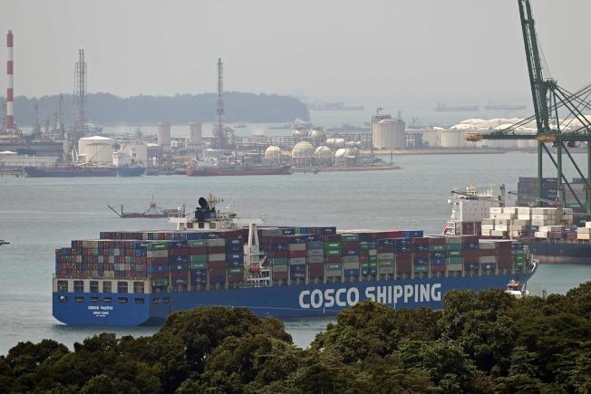 明年起航運用油須使用低硫重油,對航運界和油品市場造成衝擊。(Getty Images)