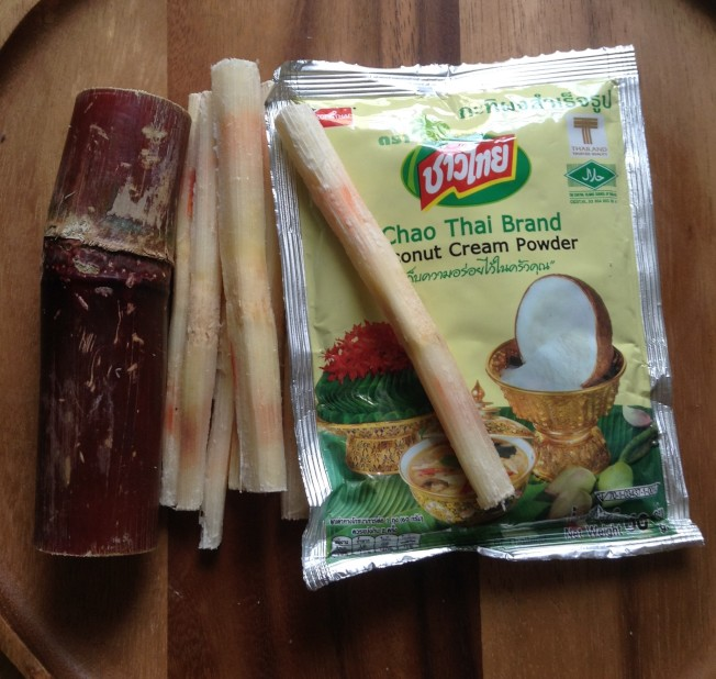 越南甘蔗蝦肉棒材料
