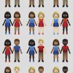 跨族裔膚色伴侶「手牽手emoji」 擴至71組