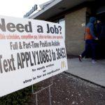 2月份就業「反常的低」 紐時:就業市場仍強勁