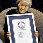 全球最長壽! 日116歲婆婆 金氏紀錄認證  日飲3次咖啡