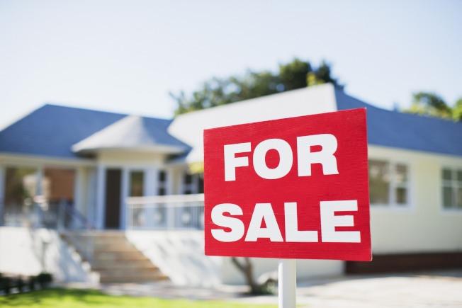 離婚時賣掉房子有許多考慮。(Getty Image)