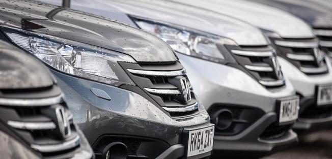 本田汽車召回超過120萬輛,2001年至2016年裝有高田安全氣囊的車輛。(Getty Images)
