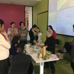 華裔女性花藝會 靜心減壓欣賞美