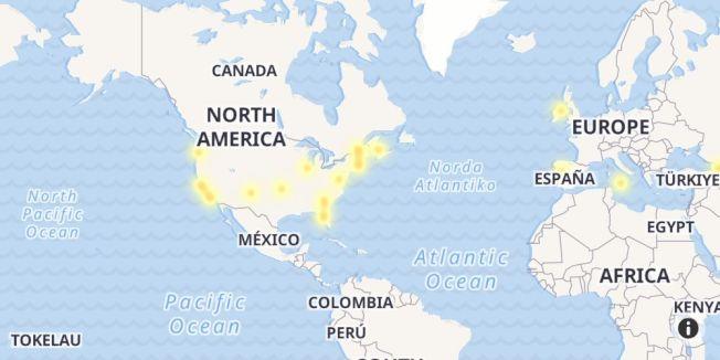Google全球罕见大当机Gmail、云端硬碟都中标