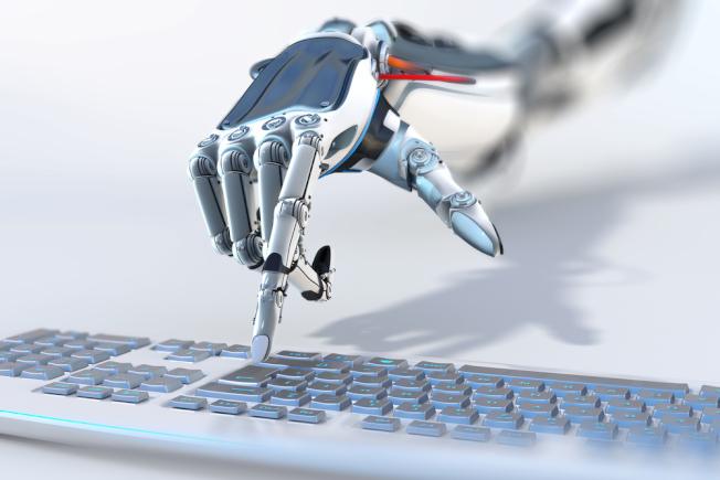瑞士去年11月舉行選舉時,小名 Tobi 的文字生成「機器人」大展身手,為媒體巨擘 Tamedia 生產將近 4 萬篇有關選舉結果的新聞,而且只花了 5 分鐘。(取材自推特)