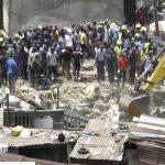 奈及利亞校舍坍塌  上百學童受困  救出8人