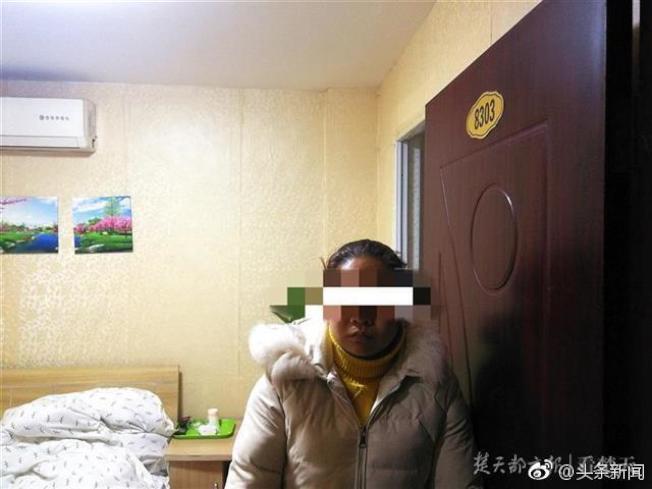 嫌男友家太窮,她為了分手「自導自演」假裝遭綁架。圖/翻攝自楚天都市報
