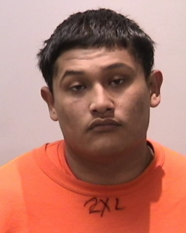 日落區汽車盜竊案嫌犯Bryan Rosas-Zaragoza。(舊金山警方提供)
